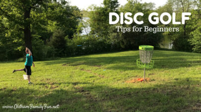disc golf in oldham county